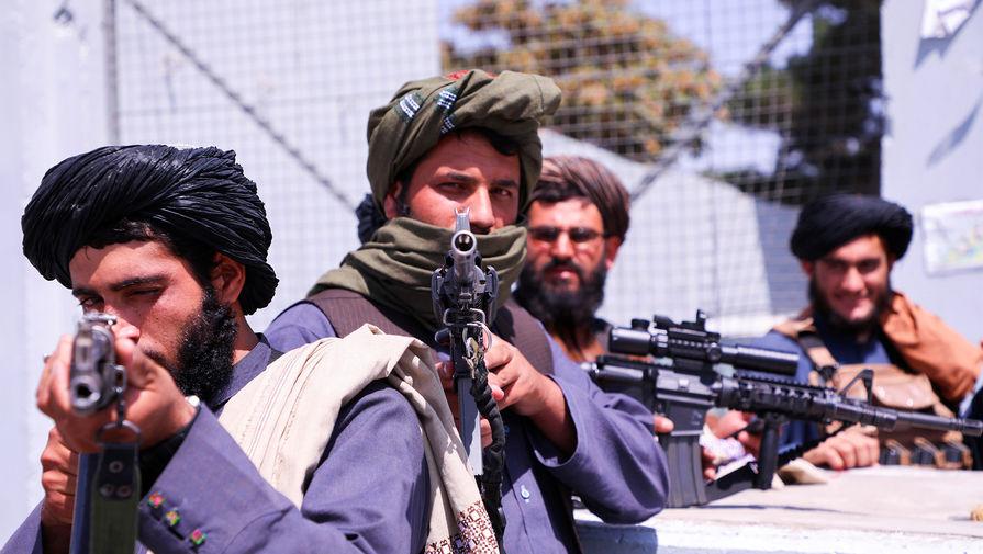 Талибан запретил стрелять в воздух на территории Афганистана
