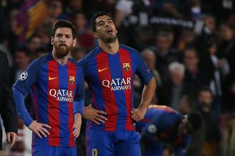 «Барселона» добилась лишь безголевой ничьей в ответном матче 1/4 финала Лиги чемпионов против «Ювентуса» и по сумме двух встреч покинула турнир
