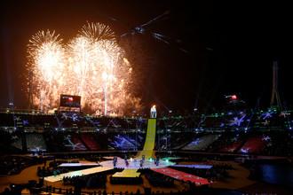 Церемония закрытия Паралимпиады-2018 в Пхенчхане