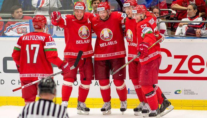 Сборная Беларуссии по хоккею