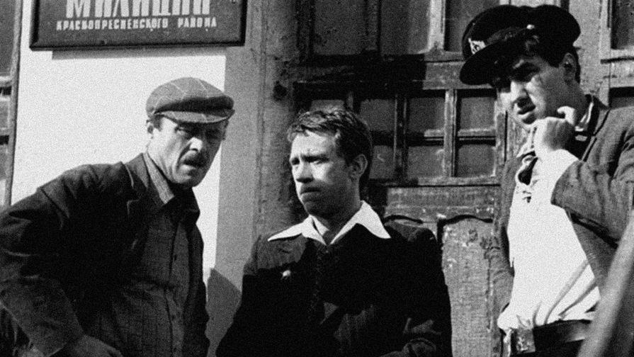Станислав Говорухин и Владимир Высоцкий. «Место встречи изменить нельзя» (1979)