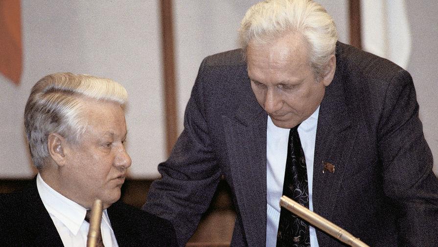 Почему Крым не присоединился к России в 1991 году, рассказал советник Ельцина