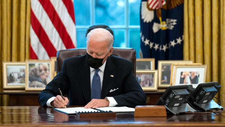 Байден продлил санкции против Ирана