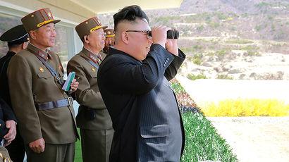 Ракеты Кима задели Китай