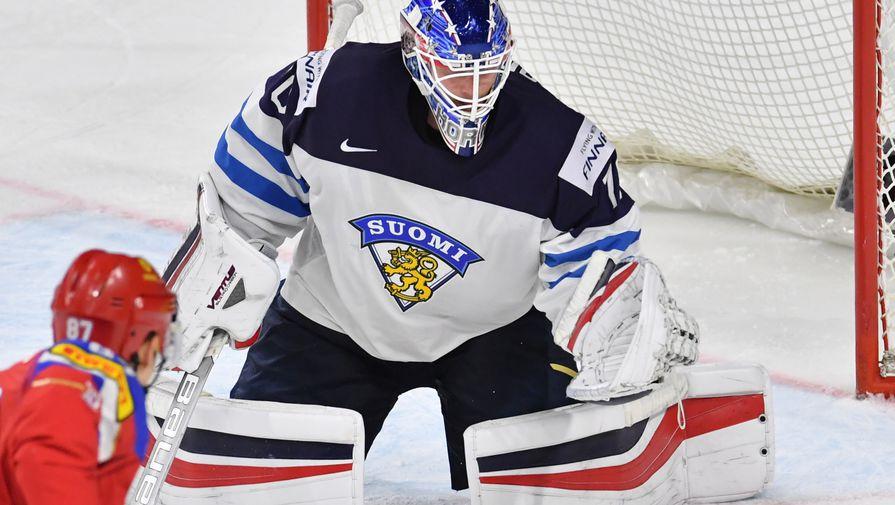 Финляндия победила Россию по буллитам в Евротуре