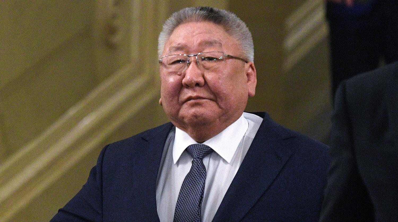 Глава Якутии объявил режим ЧС в трех районах республики из-за паводка