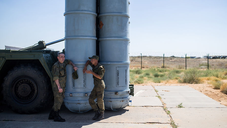 Стоит ли странам Запада опасаться поставок российских С-300 в Сирию