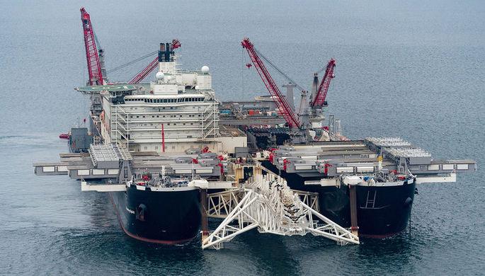 Полтрубы: «Северному потоку — 2» не дали обойти Газовую директиву ЕС