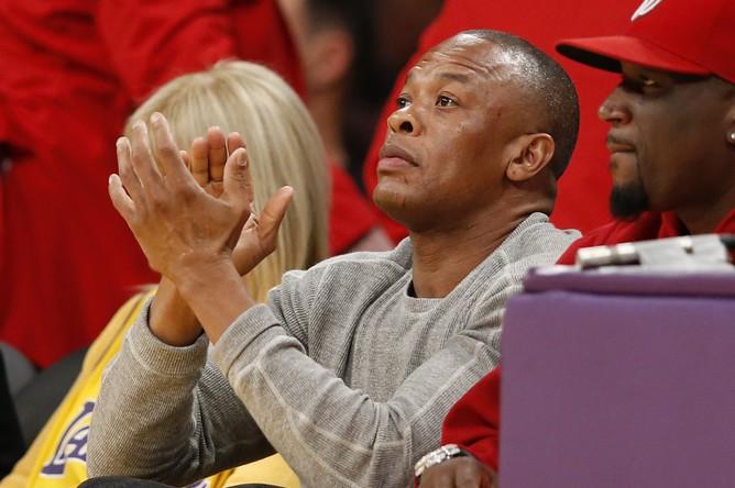 Известный рэпер и музыкальный продюсер Dr. Dre отдал должное Шакилу О'Нилу