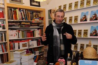 В издательстве «Ad Marginem» вышел авантюрный роман «Шалом» минского художника Артура Клинова