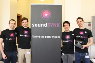 Британская команда Colinked с проектом SoundSYNK заняла первое место в номинации «Инновации»