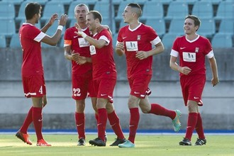 Люксембург празднует великую победу