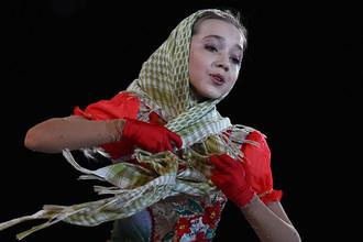 Двукратная чемпионка мира среди юниоров россиянка Елена Радионова