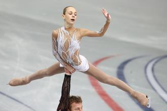 Фигуристке Юлии Антиповой потребовалась медицинская помощь