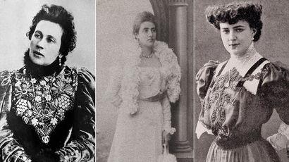 Как жили самые знаменитые женщины Москвы