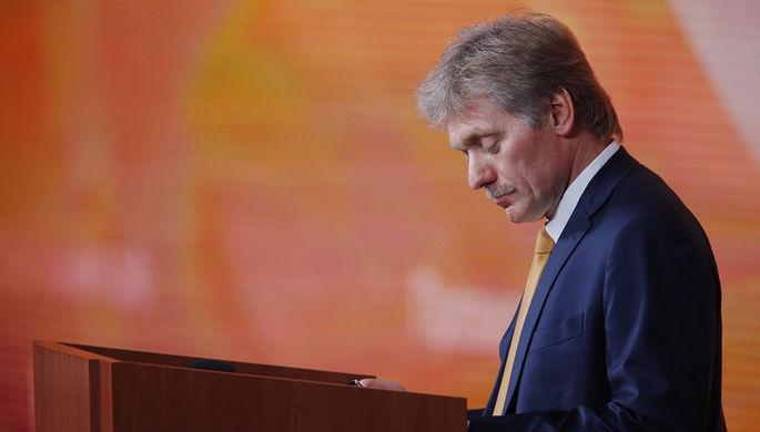 Песков об отношениях России и США: нельзя упасть ниже пола