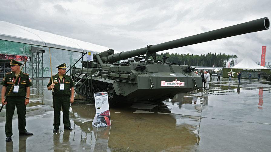 Без Украины: в России модернизировали мощнейшую пушку
