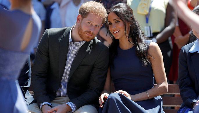 Дом и охрана: Меган и Гарри хотят жить на деньги британцев