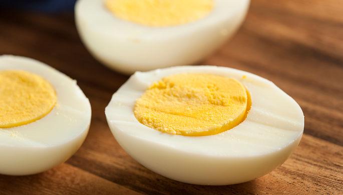 «Питательная еда»: для веганов выпустили яйца растительного происхождения