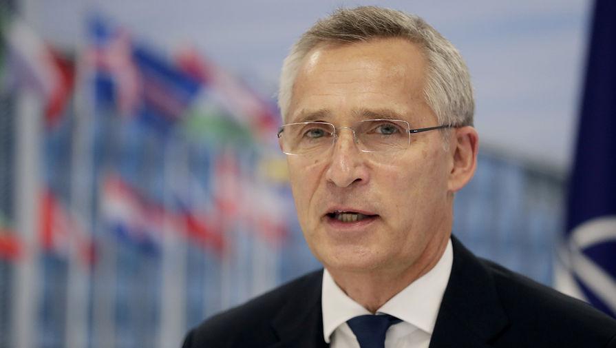 Столтенберг заявил о важности встречи Путина и Байдена в контексте отношений России и НАТО