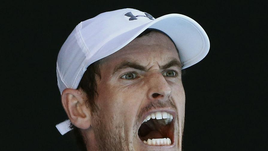 Первая ракетка мира Энди Маррей вылетел из Australian Open после поражения Мише Звереву