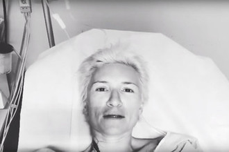 Диана Арбенина в больнице