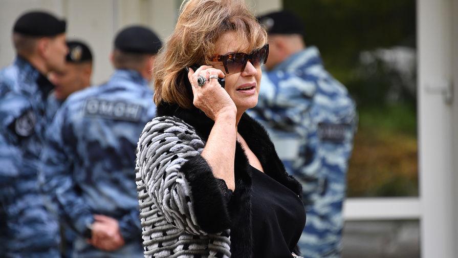 Директор колледжа в Керчи, где произошла стрельба, уволилась