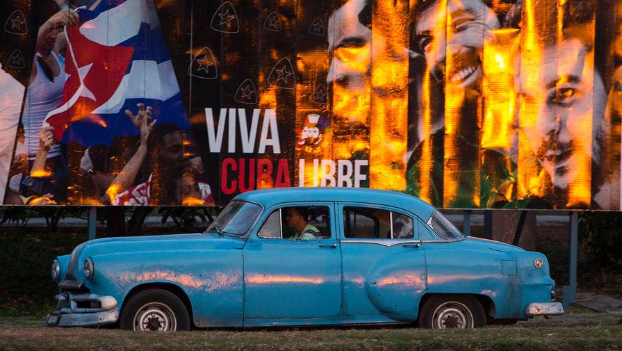 Россия готова полностью возобновить авиасообщение с Кубой