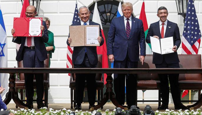 Против общего врага: арабы и евреи пошли на мировую