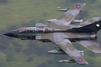 Истребитель-бомбардировщик Panavia Tornado «Торнадо» GR4 (Великобритания)