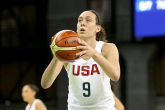 Баскетболистка сборной США и клуба женской Национальной баскетбольной ассоциации «Сиэтл Шторм» Брианна Стюарт