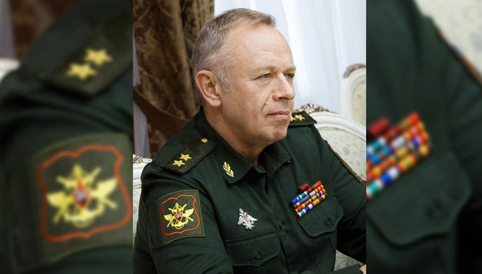 Заместитель Министра обороны Российской Федерации Александр Фомин