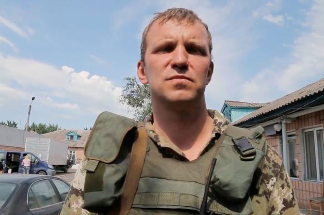 Игорь Мазур