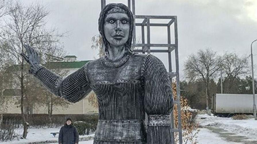 Стал известен покупатель скульптуры Аленки из Нововоронежа