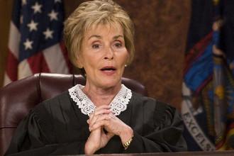 Джудит Шейндлин, ведущая шоу «Судья Джуди»