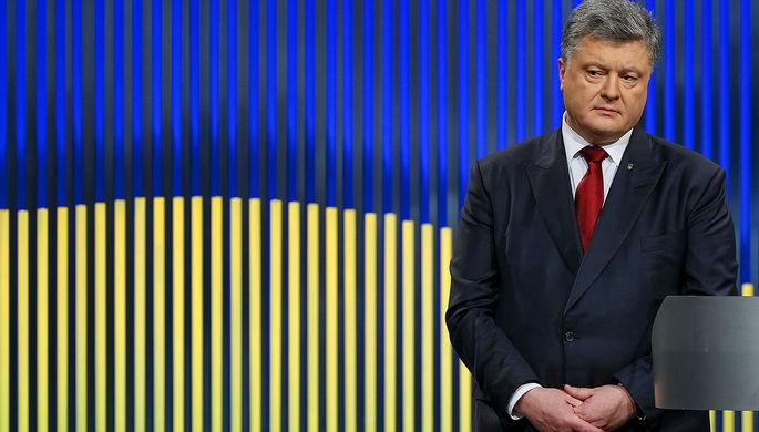Сделка с Рокфеллерами: как Порошенко сбежит с Украины