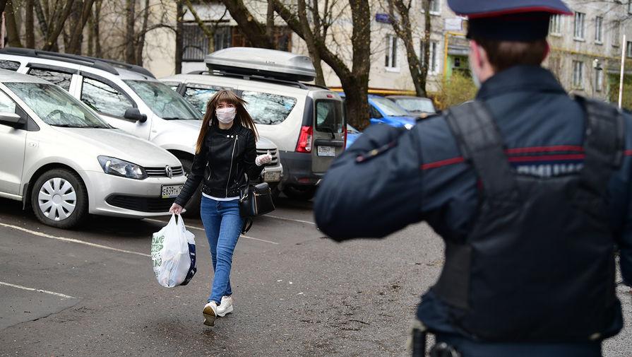В Москве оценили возможность смягчения ограничений на майские праздники