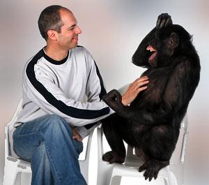 Самый большой хуй у обезьян
