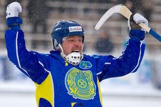 Сборная Казахстана в третий раз выиграла бронзу ЧМ