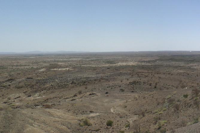 Находка была сделана во время раскопок на территории Эфиопии, в местности под названием Буртеле, которая находится в пределах Афарского района.