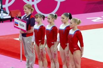 Российские гимнастки обещают награды