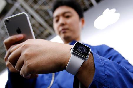 ���������� ������� ����� Apple Watch