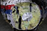 Носовая часть Boeing 777, потерпевшего крушение навостоке Украины