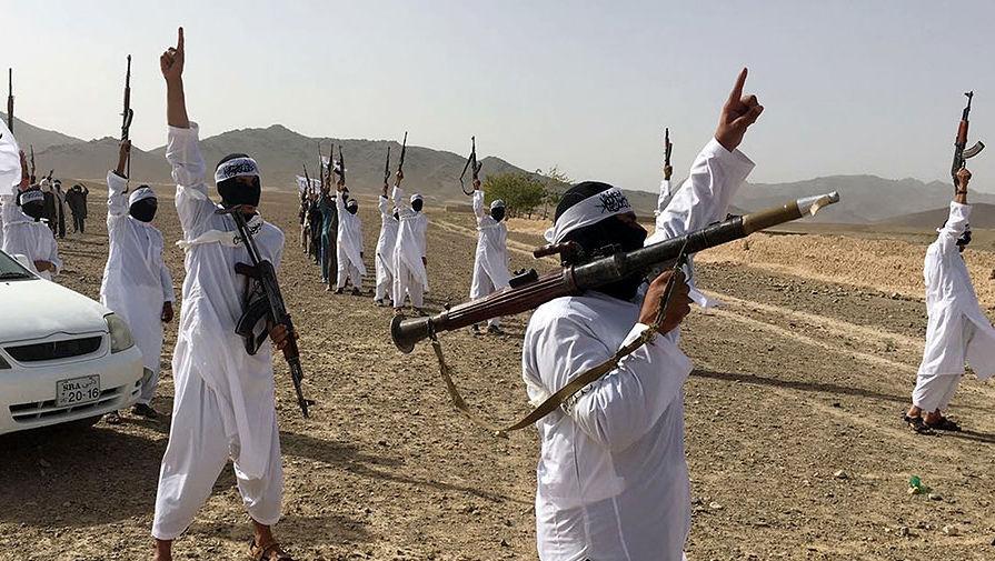 Талибы растворяются в ИГ
