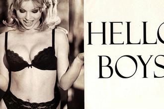 Чешская модель Ева Герцигова в рекламе 1994 года