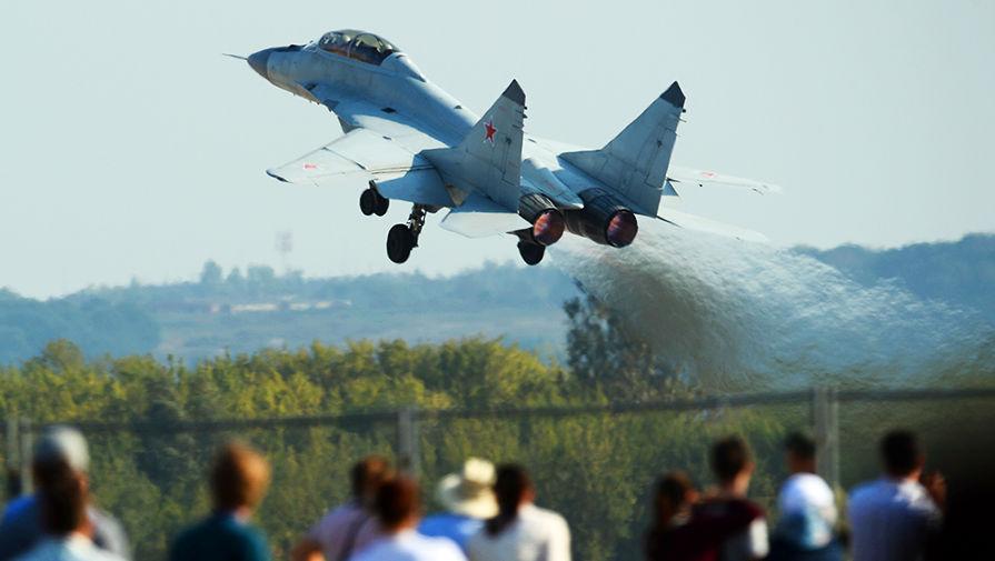 В 2017 году начнутся летные испытания новейшего истребителя МиГ-35