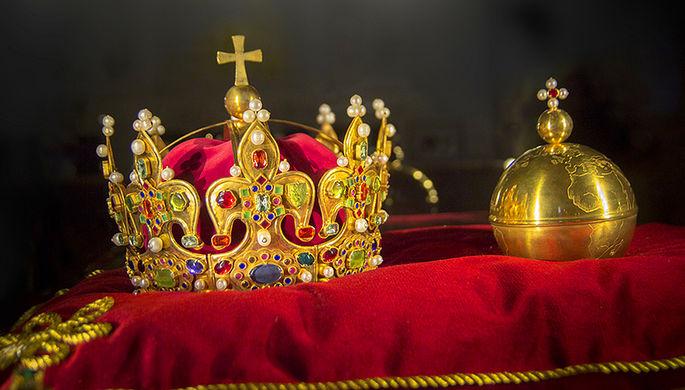 России наказали хранить царя