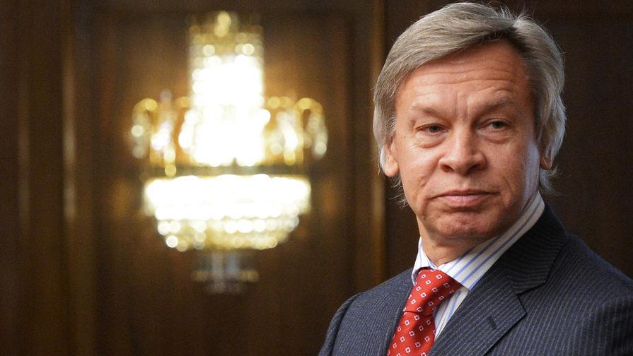 Пушков похвалил планы по переносу столицы Украины