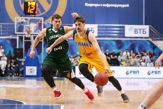 Алексей Швед (справа) — главная надежда «Химок» в серии с «Локомотивом-Кубань»