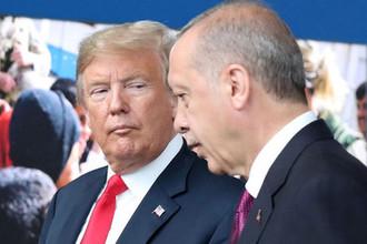 «Серьезные сложности»: Трамп и Эрдоган поговорили об С-400
